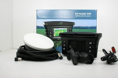 Система параллельного вождения Trimble Ez-guide 250 + AG15
