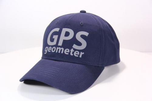 Кепка фірмова з логотипом GPS geometer