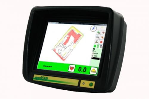 GPS система выравнивания полей DISCAV