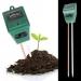 Анализатор почвы: PH-метр/влагомер/термометр/люксметр