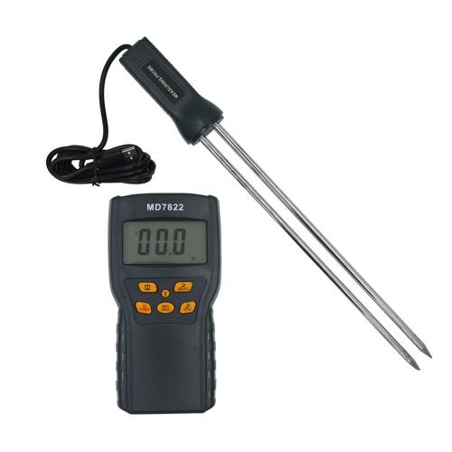 Цифровий аналізатор зерна: вологомір/термометр