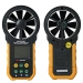 Цифровой анемометр для измерения температуры, влажности и объемного расхода воздуха