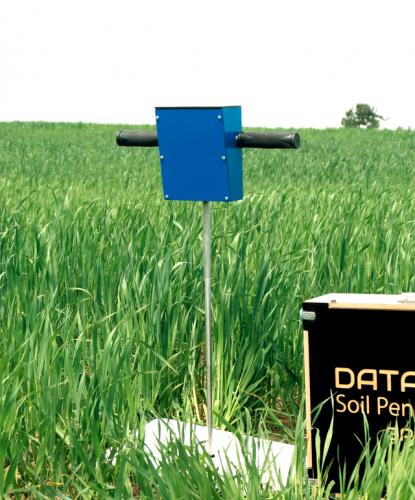 Пенетрометр Datafield ручной (плотномер почвы)