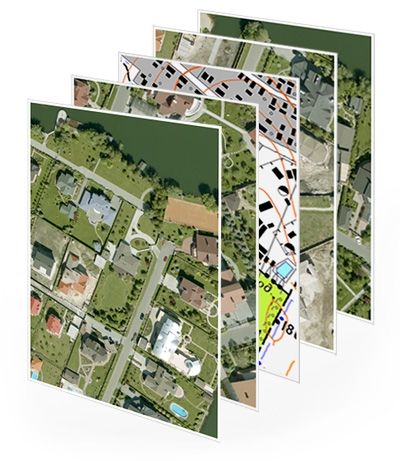 DIGITALS software for land management and Cartography