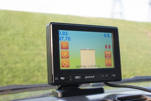 Агронавігатор (система паралельного керування) ГеоТрек Хаммер GM Target