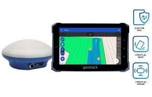 Система паралельного водіння (агронавігатор) ГеоТрек Експлорер NEW GM PRO, 10 Гц