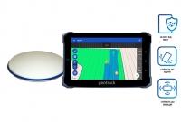Система параллельного вождения (курсоуказатель) ГеоТрек Эксплорер NEW GM SMART, 10 Гц