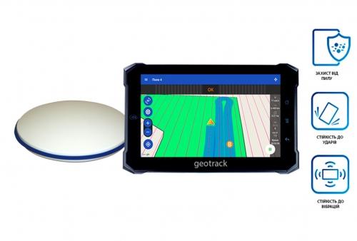 Система паралельного водіння (курсовказівник) ГеоТрек Експлорер NEW GM SMART, 10 Гц