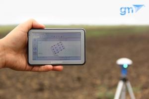 GPS комплект для вимірювання площі полів ГеоМетр S5 GM PRO KIT
