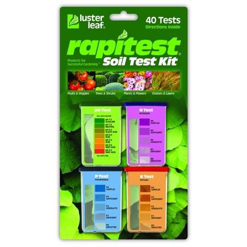 Набор тестов для анализа почвы Rapitest 1601