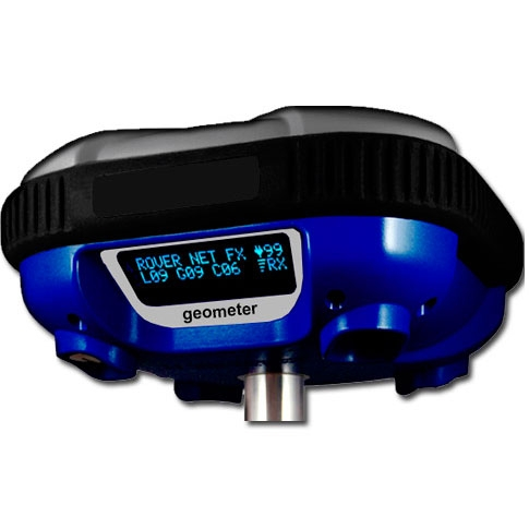 GNSS receiver GM PRO RTK Rover L1 + L2