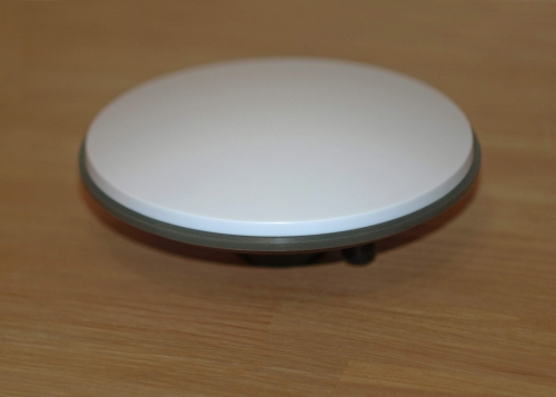 Dual frequency GNSS antenna