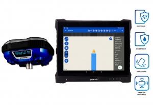 Курсовказівник (система паралельного водіння) ГеоТрек Гранд Експлорер GM PRO RTK
