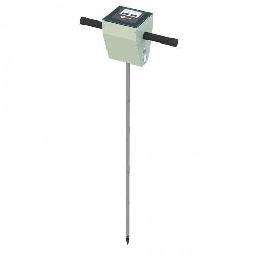 M-SM5 - портативный прибор для измерения влажности почвы (влагомер почвы)