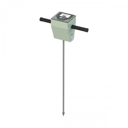 M-SP5 - портативный прибор для измерения уплотнений почвы (плотномер грунта)