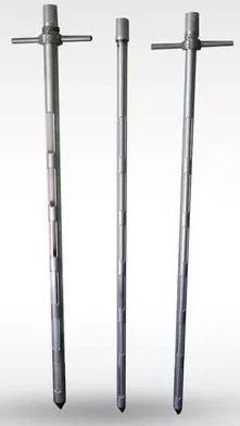 Пробоотборник зерна алюминиевый с ручками 3,0х50