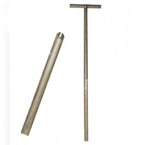 Пробоотборник-бур для взятия проб грунта,  50 см