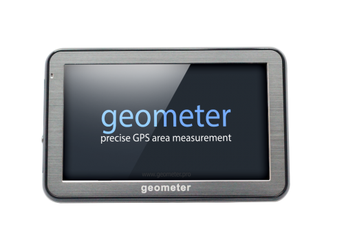 GPS device for measuring fields area GeoMeter S5 new