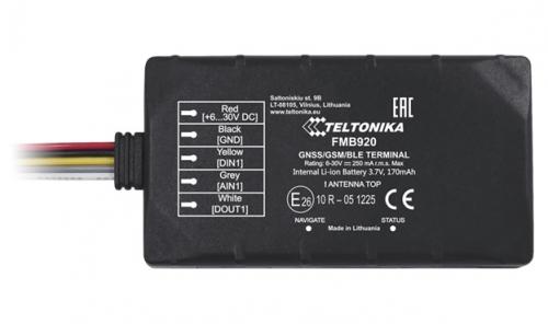 GPS-трекер Teltonika FMB920