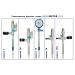 Електронний тензіометр АКВАТЕК іригаційний, серія AQUAMETER ECO, модель ТMА (мА) (вологомір грунту)