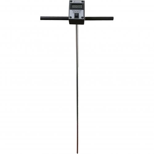 Електронний термометр для ґрунту 1 м