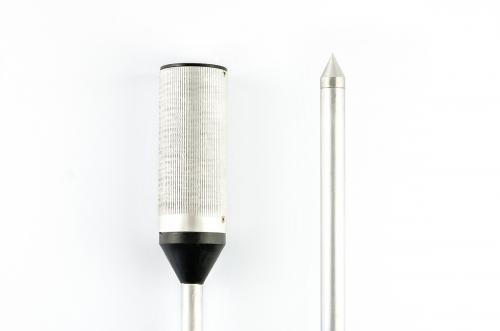 Термоштанга электронная алюминиевая, 3 м