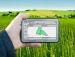 GPS комплект для измерения площади полей ГеоМетр S5 new GM Spike