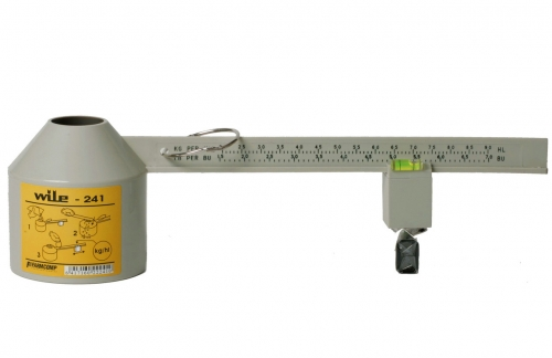 Механические весы-пурка Wile 241